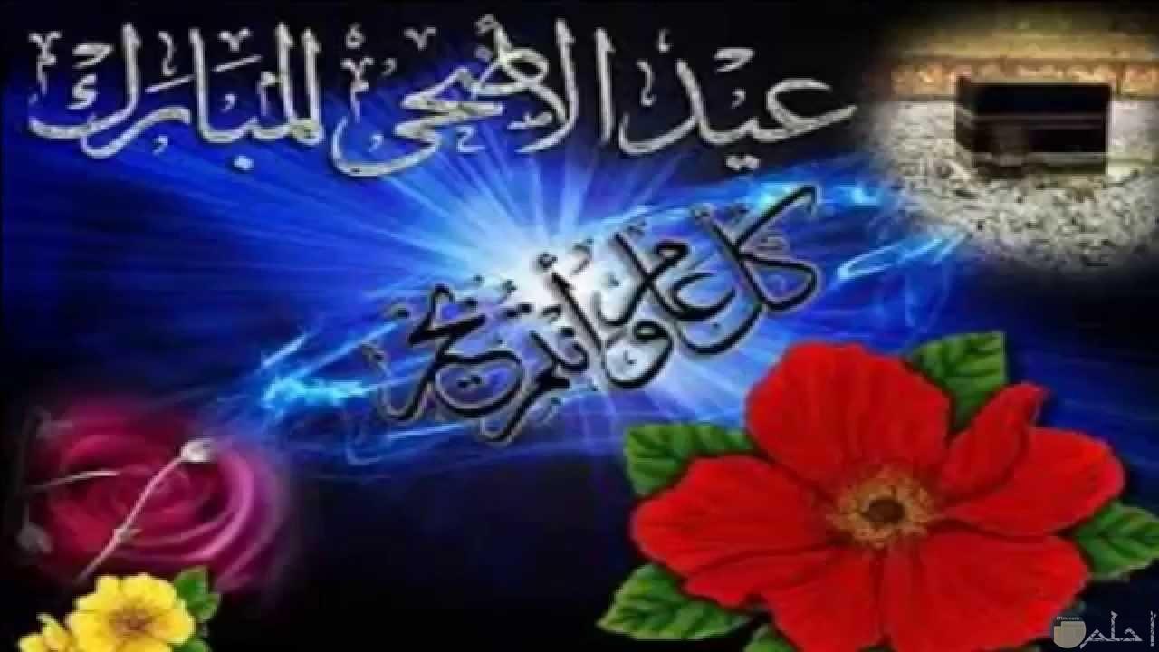 كل عام و انتم بخير عيدكم مبارك.