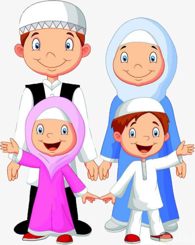 صورة عائلة انمي