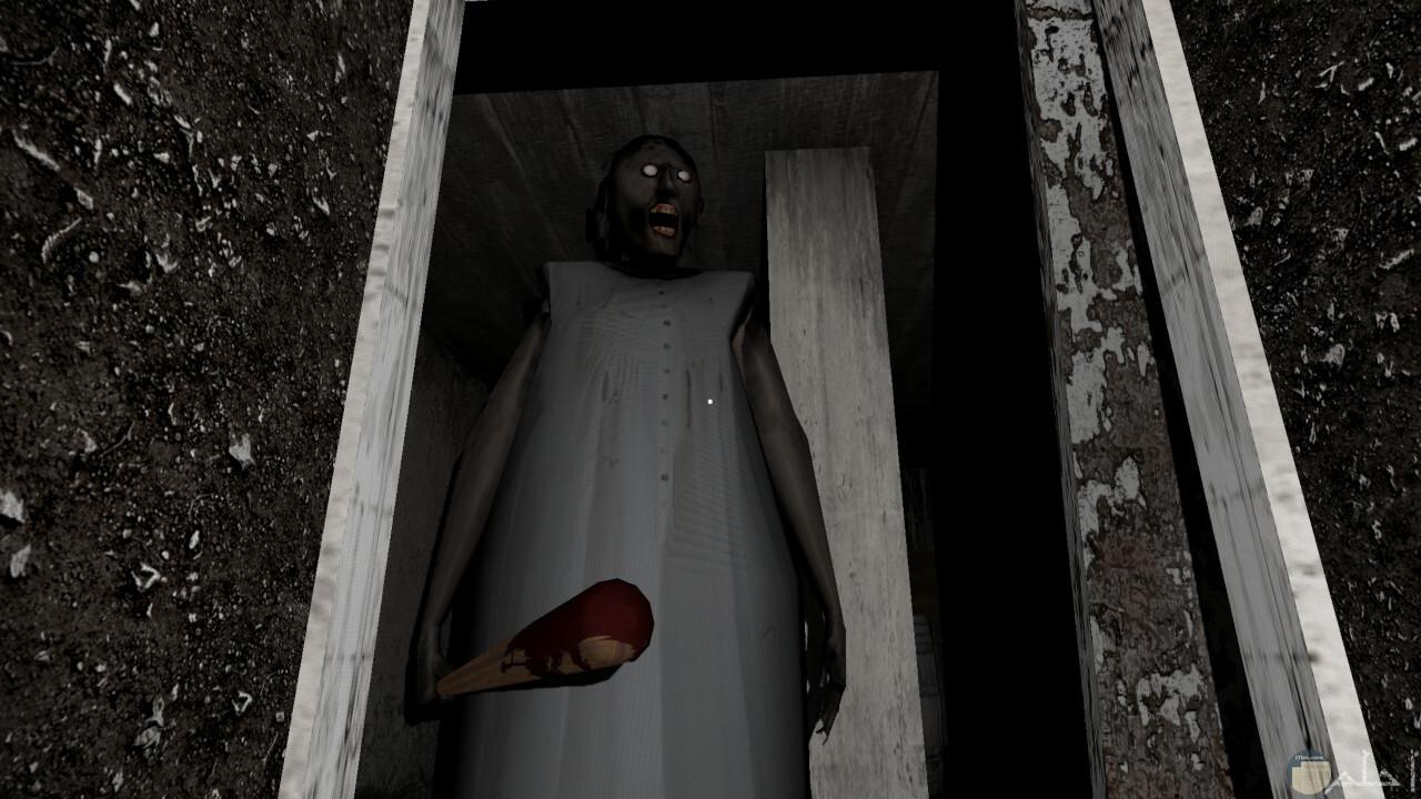 شبح جراني المخيف.