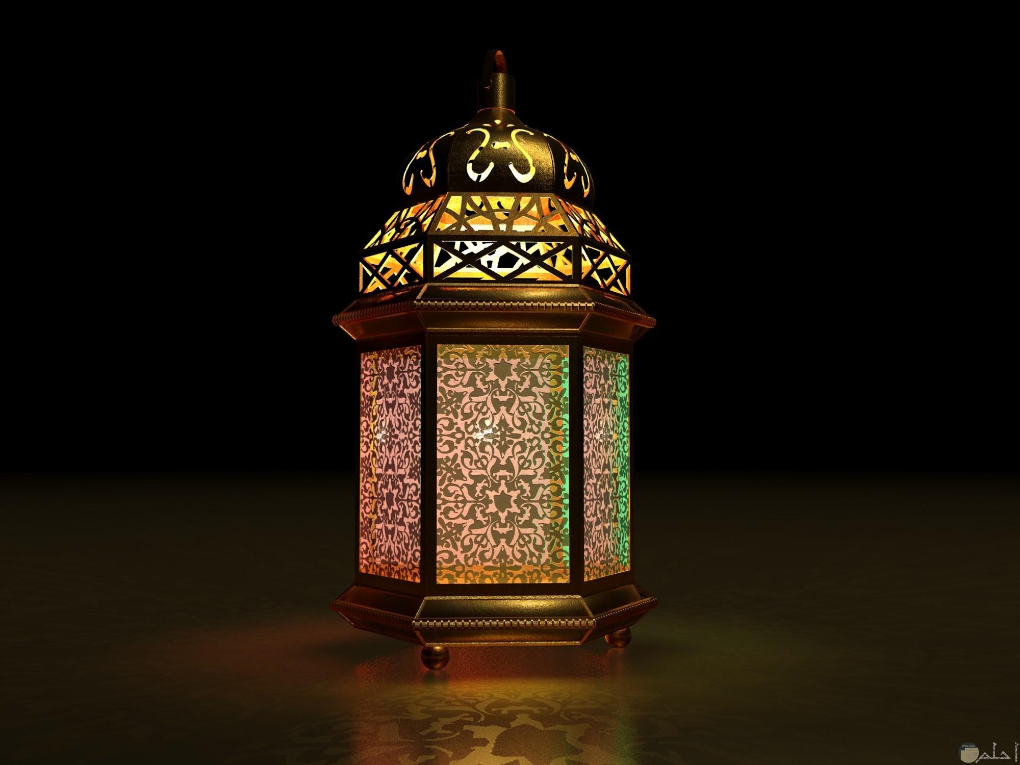 صورة فانوس رمضان رائع