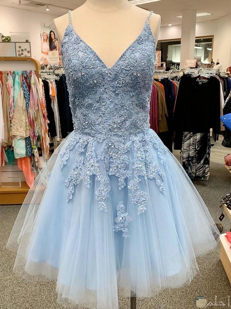 فستان راقي وقصير للمناسبات