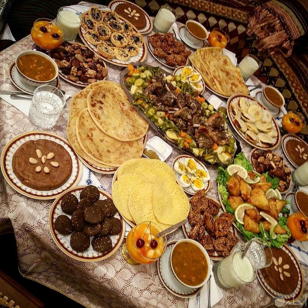 موصل تكتوني جليد سفرة فطور رمضان Comertinsaat Com
