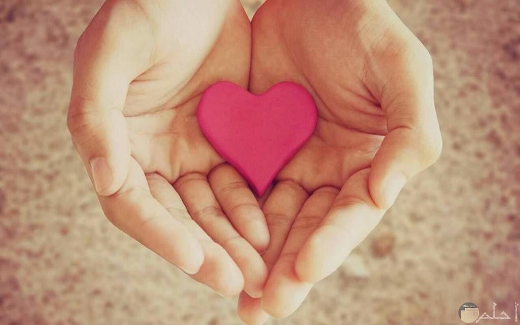 صورة شخصية قلب