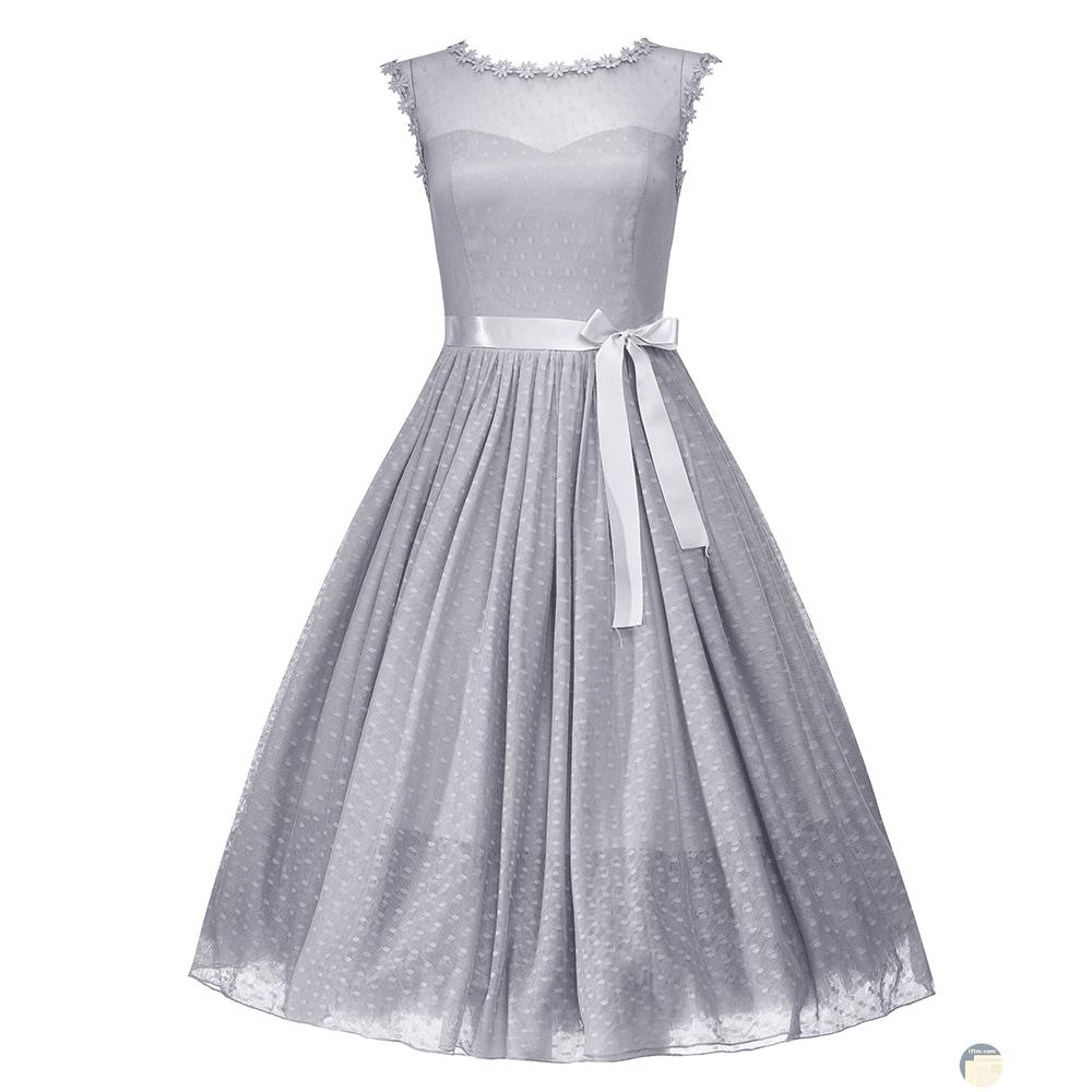 فستان سلفر