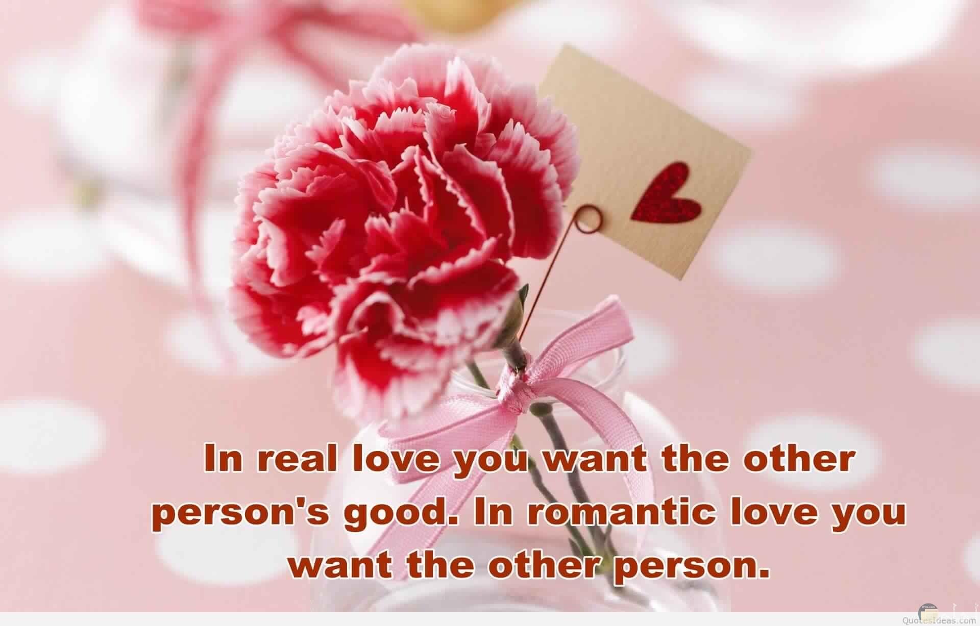كلمات عن الحب الحقيقي بالإنجليزية.