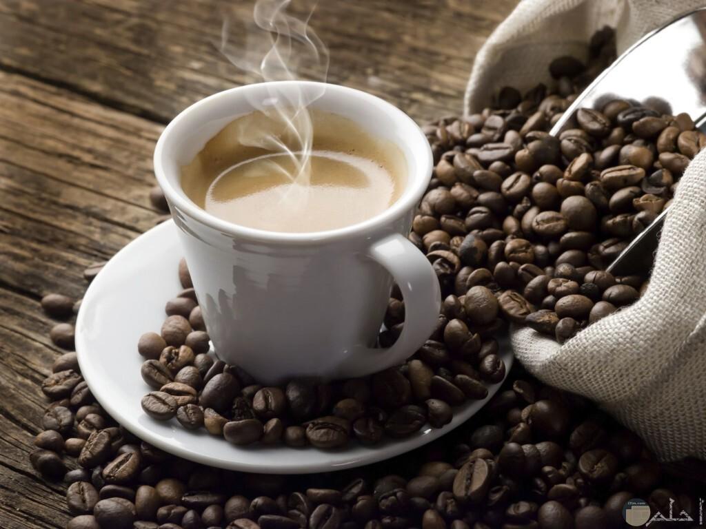 صورة قهوة عربية شهية