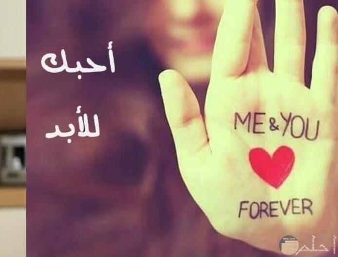 احبك للابد