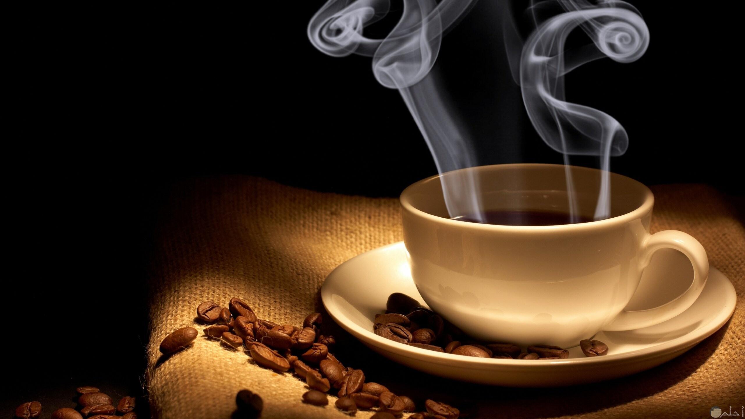صورة فنجان قهوة سادة
