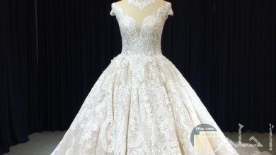 فستان زفاف رائع